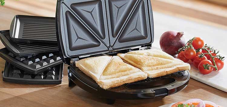 4 Simple Steps To Cleaning Your Sandwich Maker