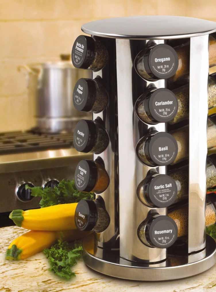 Best Spice Racks 2019 Best Spice Racks of 2019 | Kitchen Organization Ideas | Utterly Home