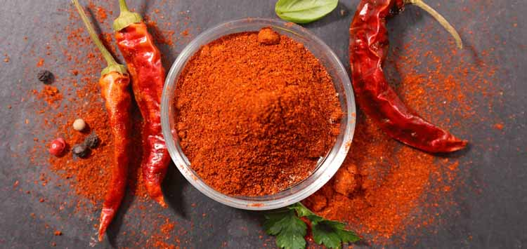 Cayenne Pepper Seasoning