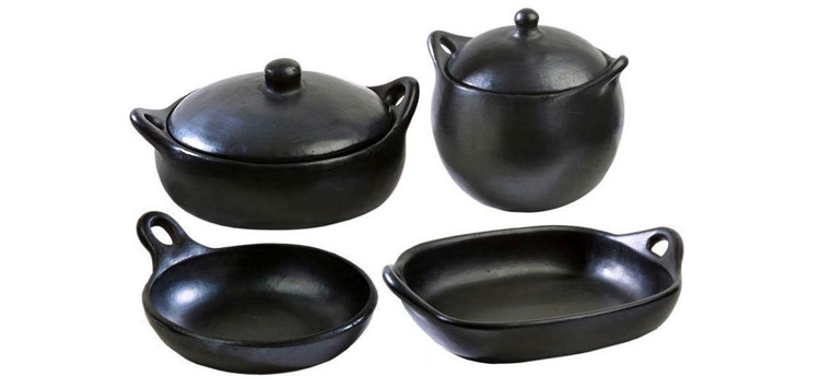 Clay and Stoneware Cookware