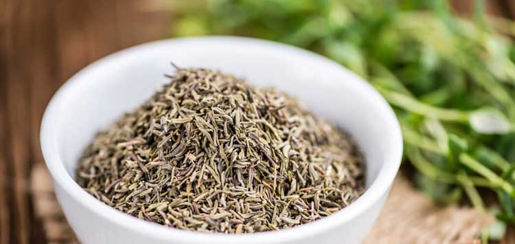 Dried Thyme Seasoning