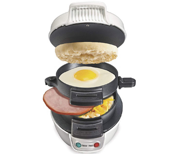 Proctor Silex 25479 Breakfast Sandwich Maker