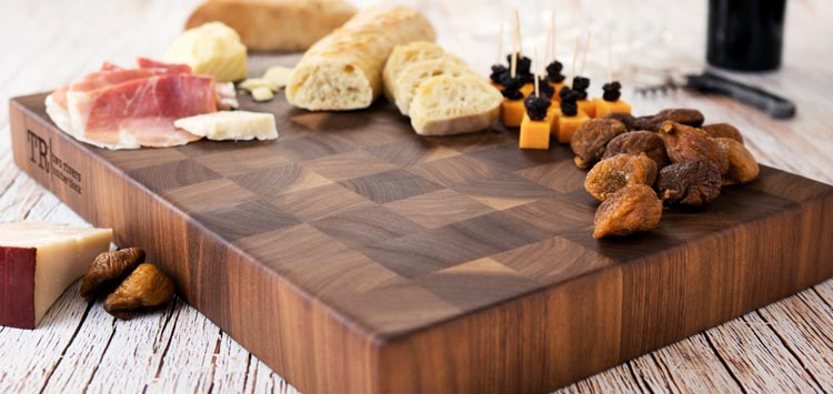 Use an End-Grain Cutting Board