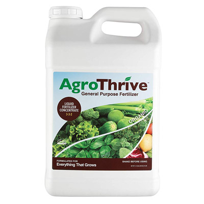 AgroThrive General Purpose Organic Fertilizer