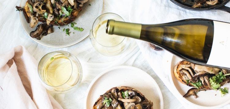 American Viognier Winter wine