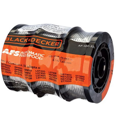 Black and Decker 3ZP 30ft 0.065 Line String Trimmer Replacement Spool
