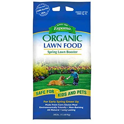 Espoma Organic Lawn Food