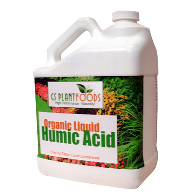 GS Plant Foods Organic Liquid Humic Acid
