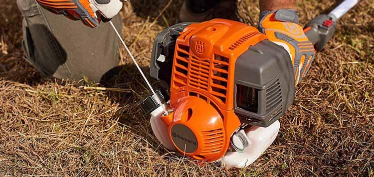 Husqvarna 324L Straight Shaft Gas String Trimmer for Grass
