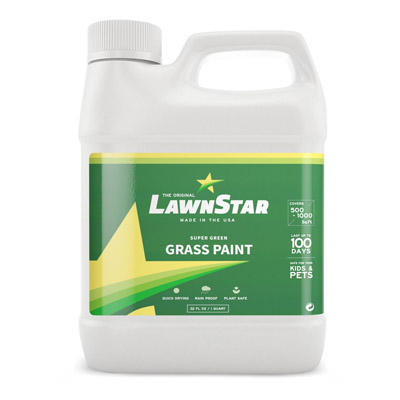 LawnStar Grass Paint Non Toxic Solution