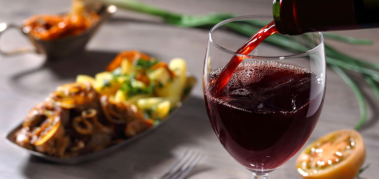 Rules for Great Wine & Food Pairings