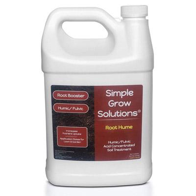 Simple Lawn Solution Raw Organic Humic Fulvic Acid