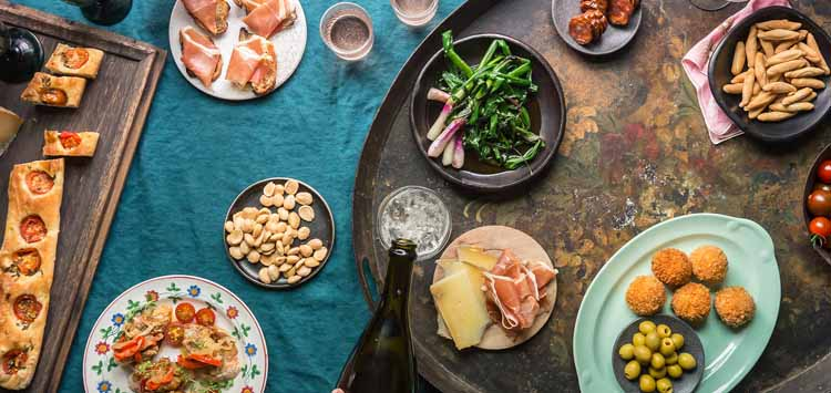 Specific Wine and Food Pairings
