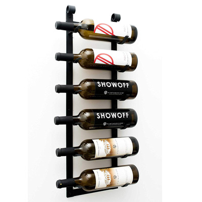 VintageView Le Rustique Wall Mounted Wine Rack