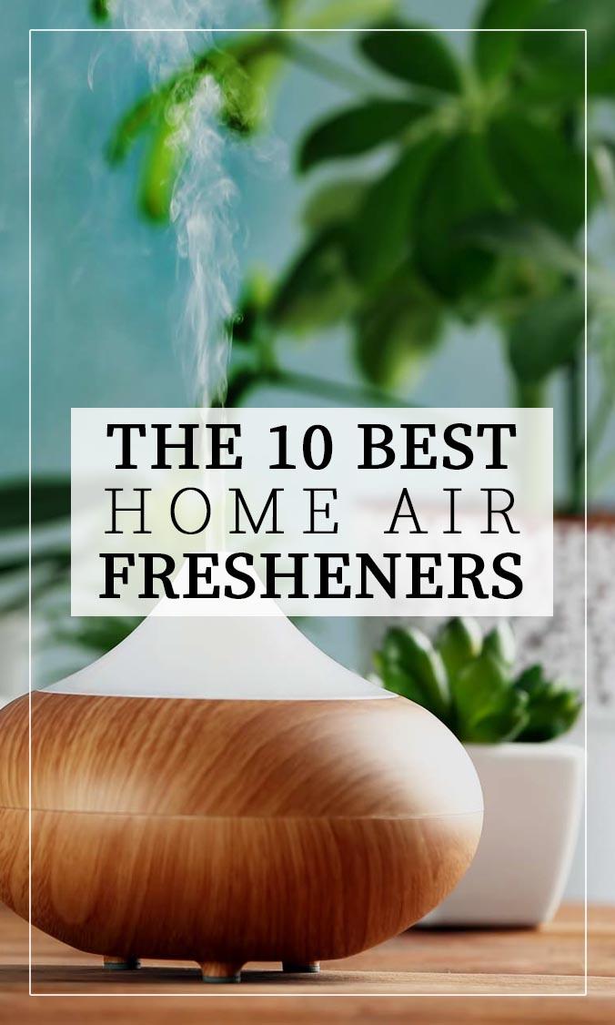 10 Best Air Fresheners Side Bar Banner