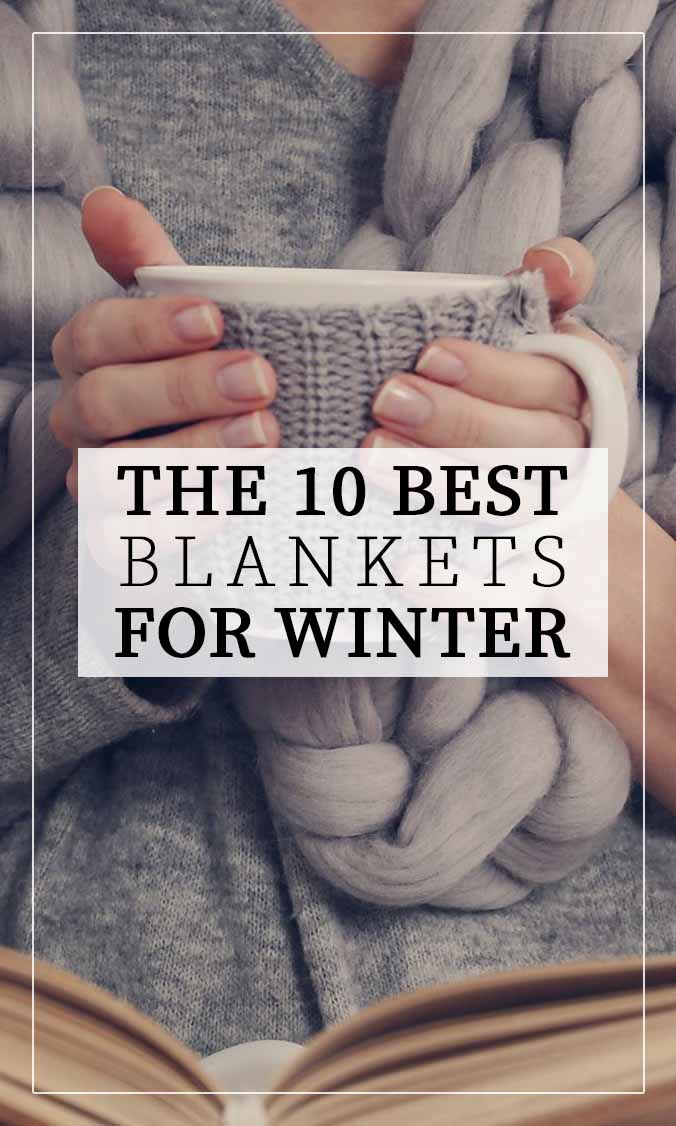 10 Best Winter Blankets Side Bar Banner