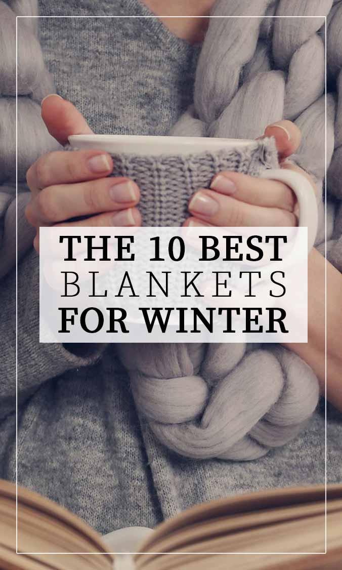 10 Best Winter Blankets Side Bar Banner
