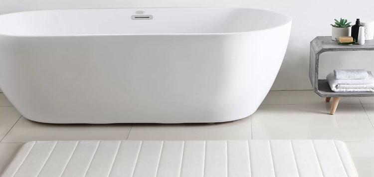 Bathroom Rug Cozy Winter Home Ideas