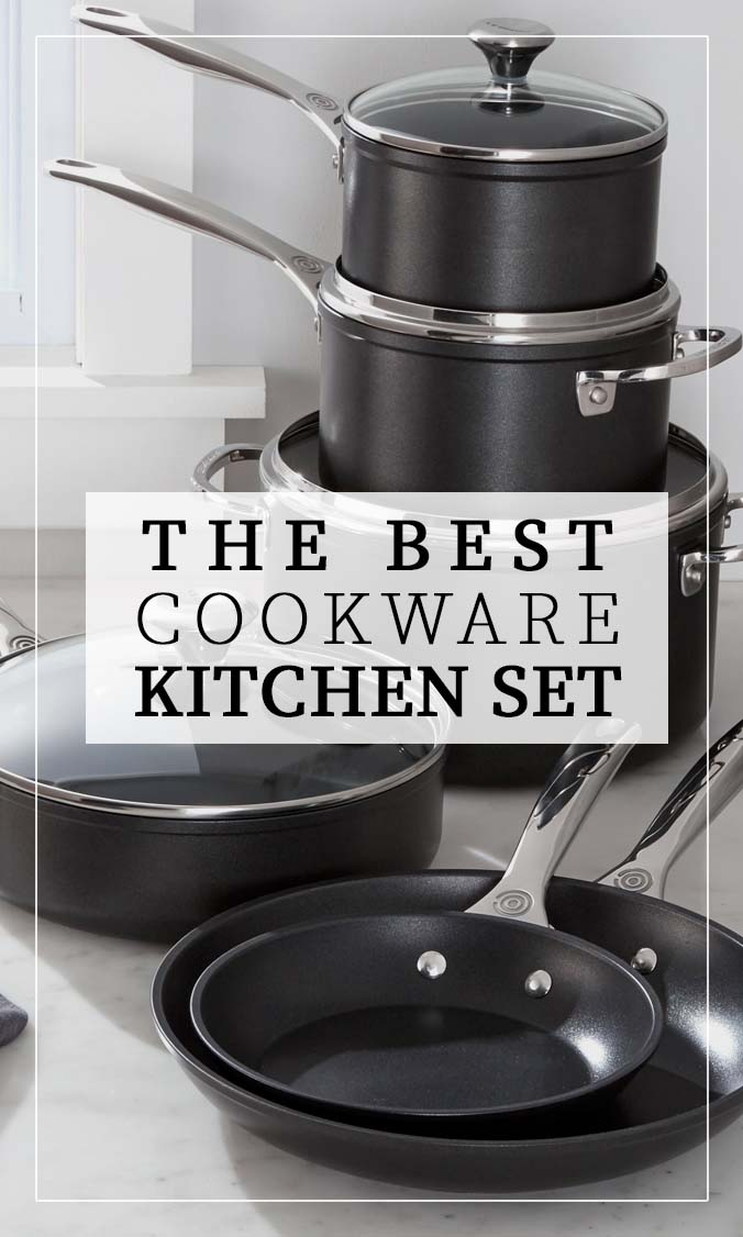 Best Cookware Kitchen Sets Side Bar Banner