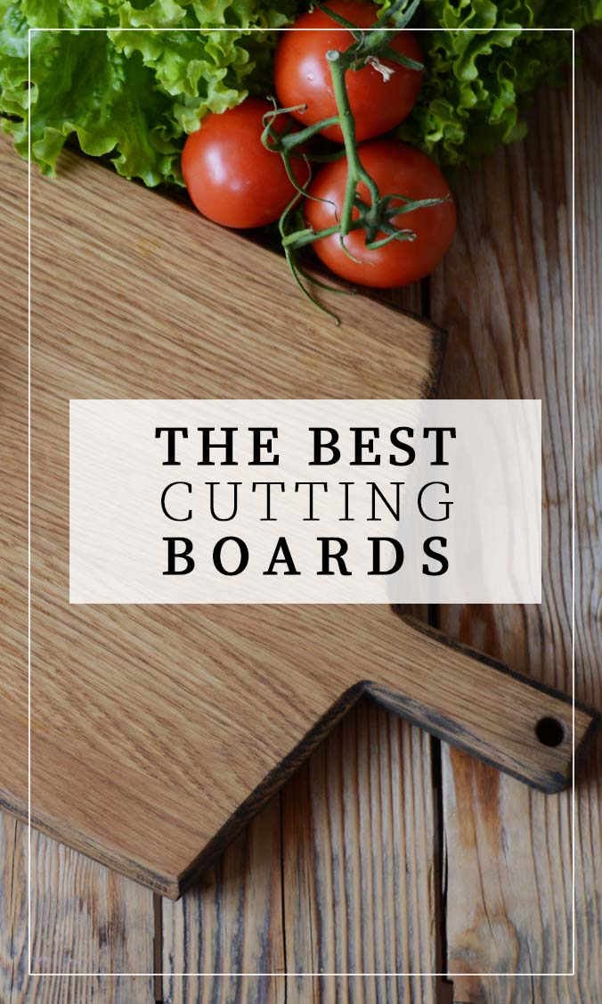 Best Cutting Boards Side Bar Banner