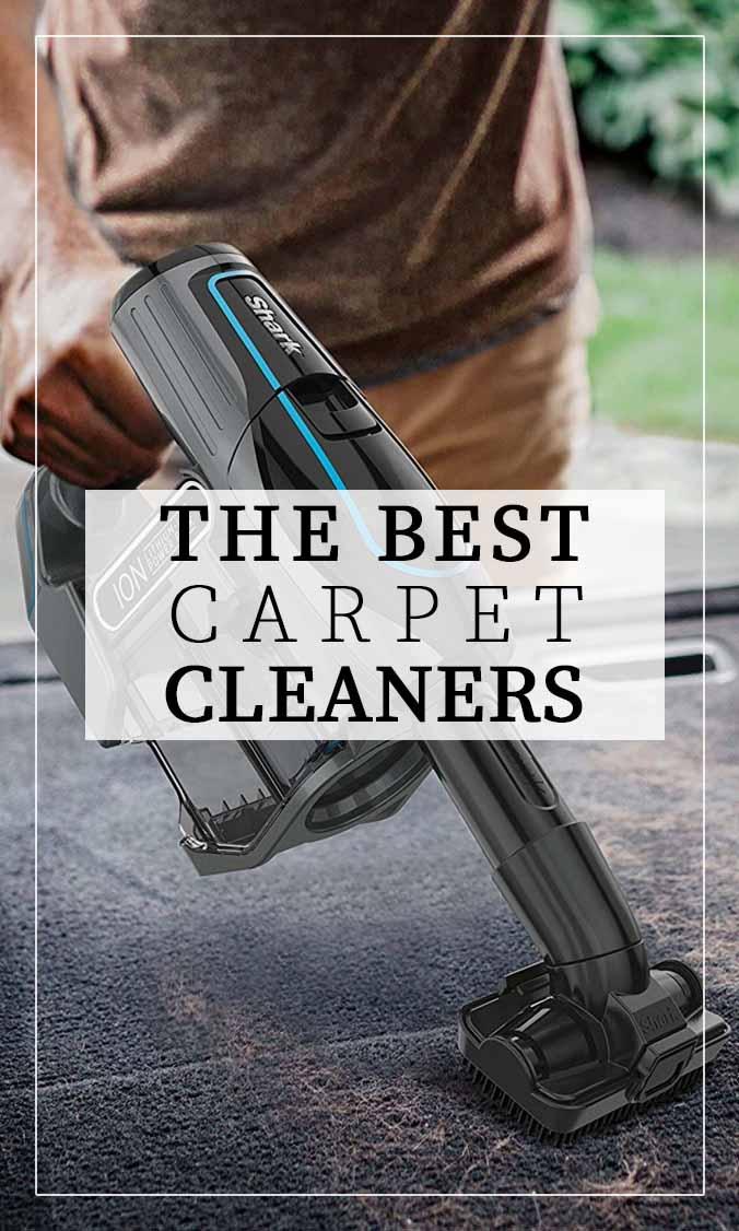 Best Handheld Carpet Cleaners Side Bar Banner