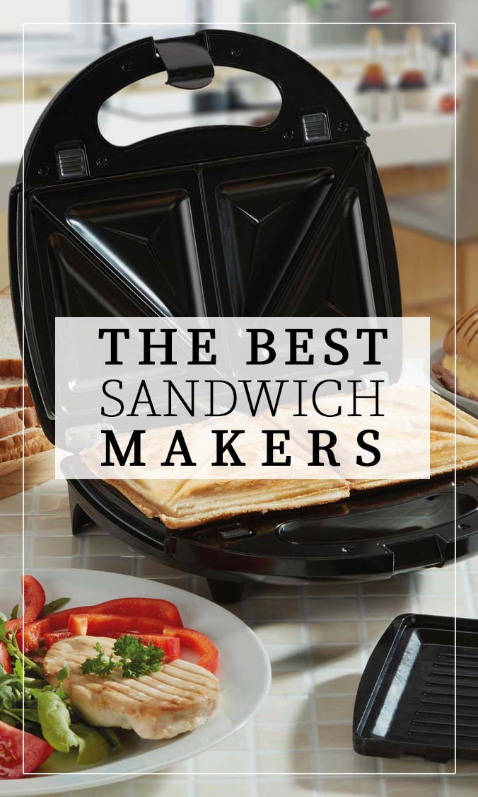 Best Sandwich Makers Side Bar Banner