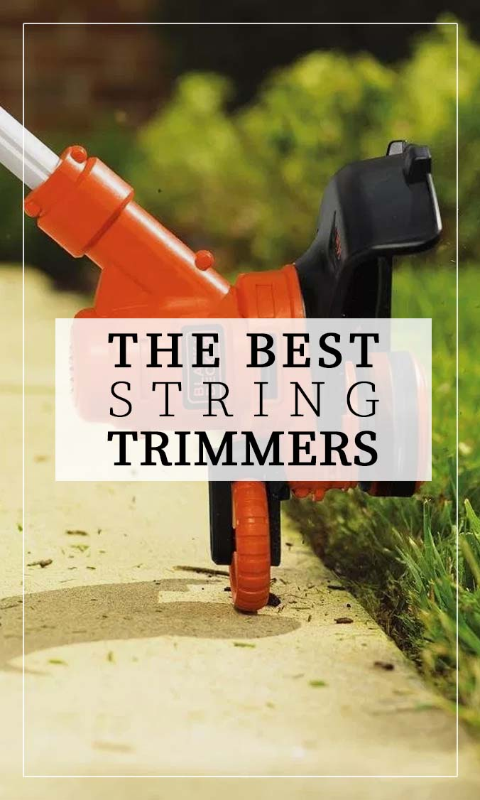 Best String Trimmers Side Bar Banner