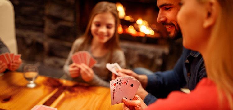 Game Night Winter Weekend Ideas