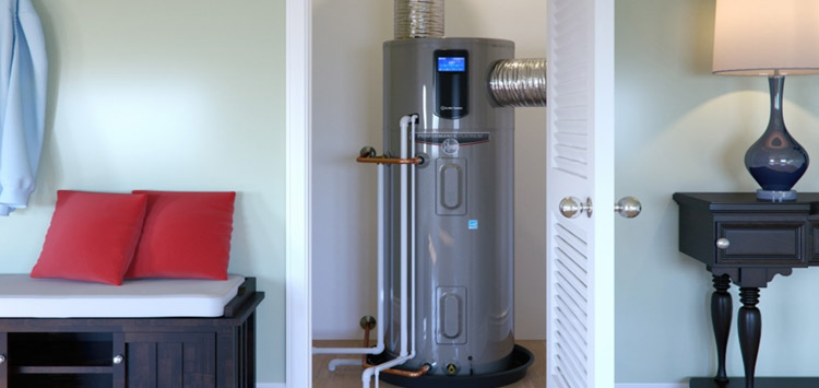 Hybrid or Heat Pump Water Heaters
