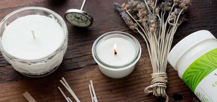 Make Your Own Scented Candle