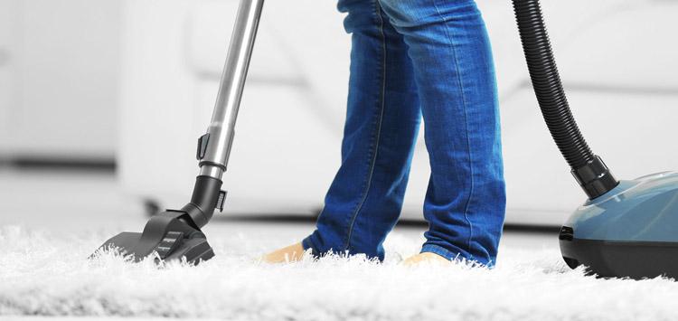 Regularly Deep Clean Those Carpets