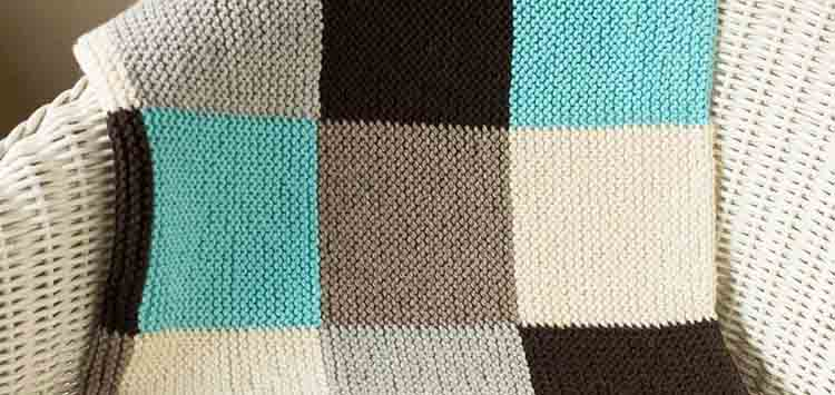 Sweater Patchwork Blanket