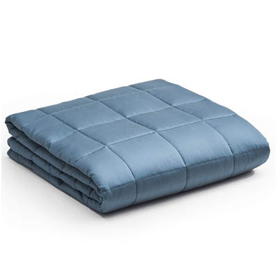 YnM Cooling Weighted Blanket with Bamboo Viscose