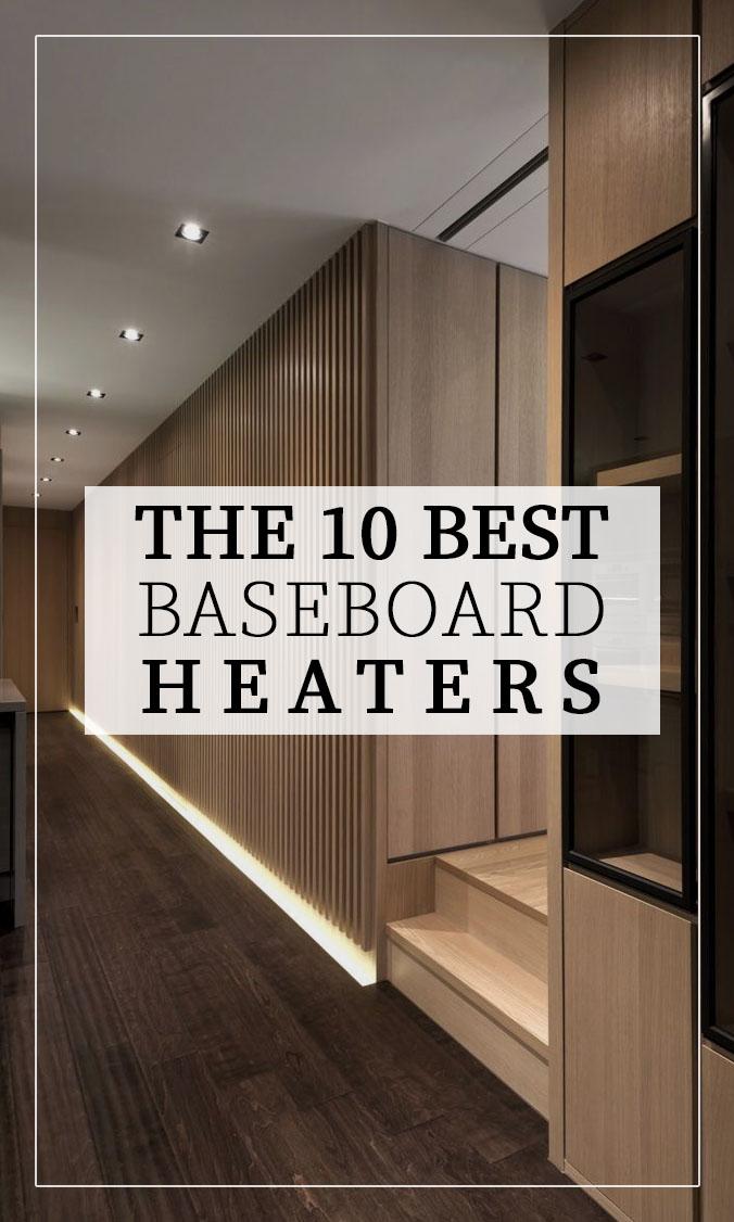 10 Best Baseboard Heaters Side Bar Banner