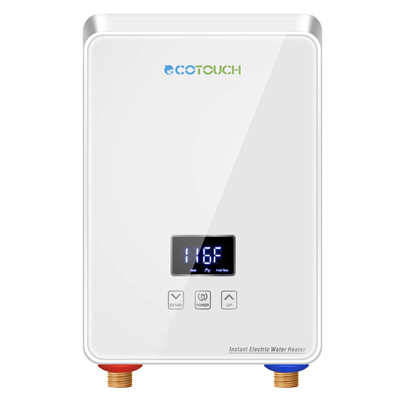 ECOTOUCH Electric Tankless Water Heater Point-of-Use Hot Water Heater