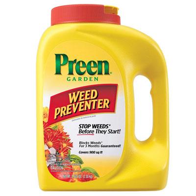 Preen 2464110 Garden Weed Preventer