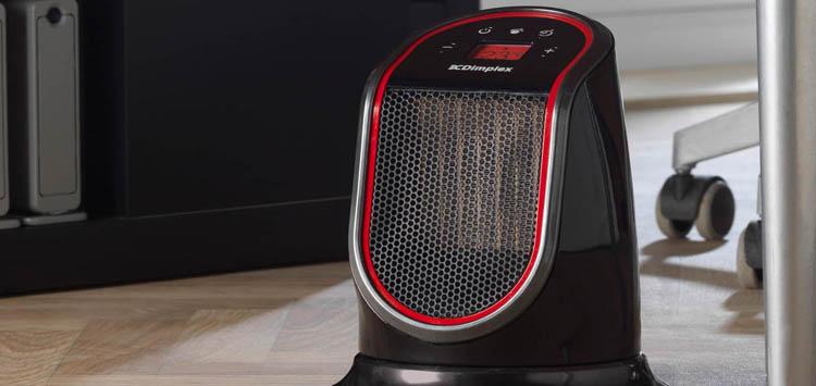 Types of Electric Heaters Fan