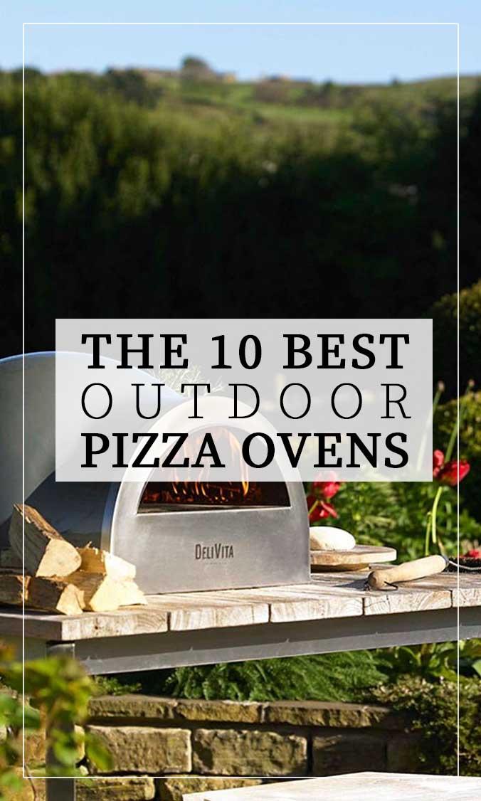 10 Best Outdoor Pizza Ovens Side Bar Banner