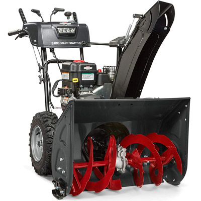 Briggs & Stratton 27 Dual-Stage Snow Blower