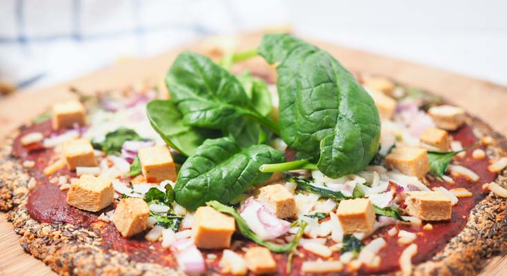 Health Nut Pizza Topping Ideas