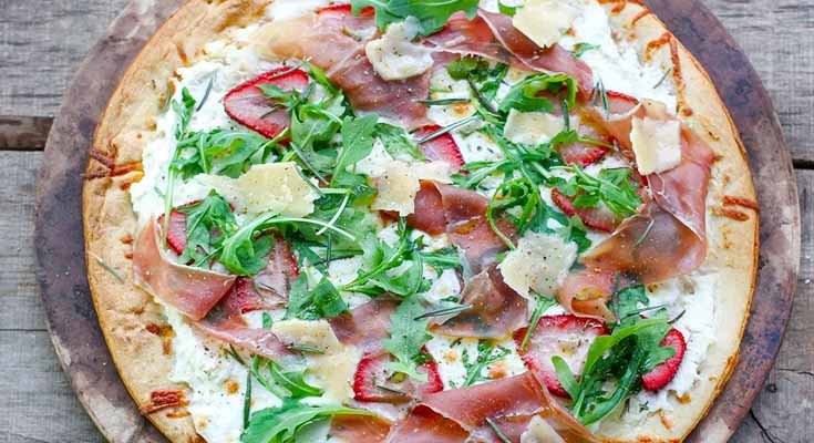 Prosciutto Pairings Pizza Topping Ideas