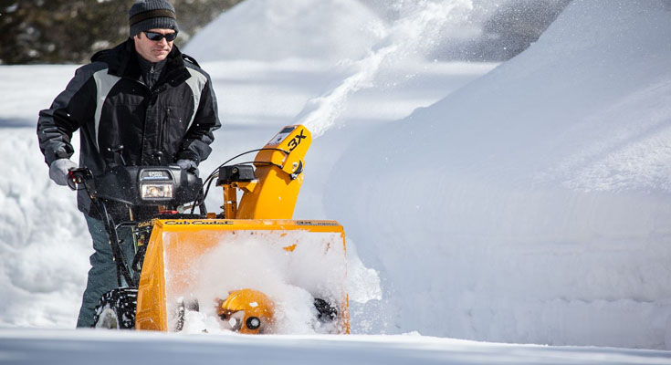 Tough Winters and Heavy Snowfall Snowblower Guide