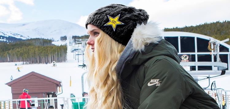 Wear Wintery Hats