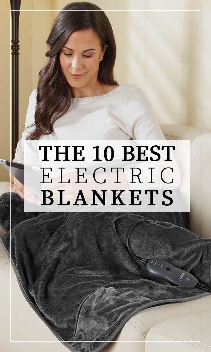 10 Best Electric Blankets Side Bar Banner