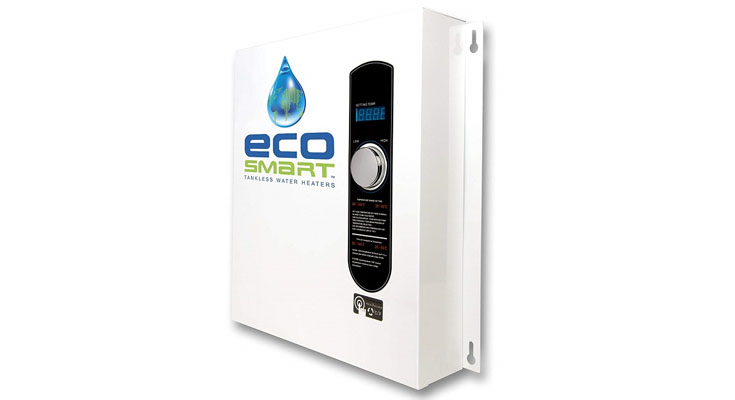 Advantages of the EcoSmart Eco 27 Tankless Water Heater