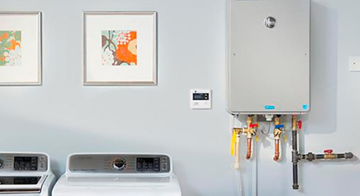 Dimensions of Your Tankless Water Heater