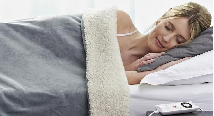 Is It Safe to Leave Electric Blanket on all Night?