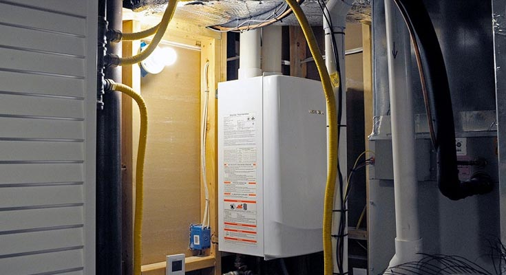Water Heater Terms Explained Tankless Water Heater Size
