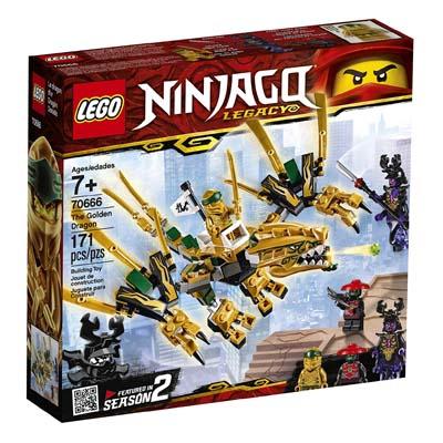 LEGO NINJAGO Legacy Golden Dragon