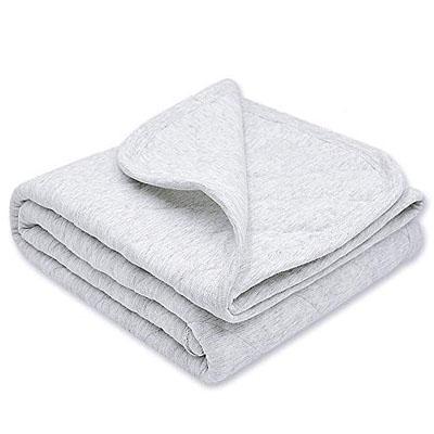 Organic Cotton Baby Blanket Warm